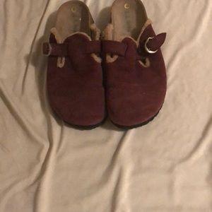 """Lands End """"Birkenstock"""" style shoes"""